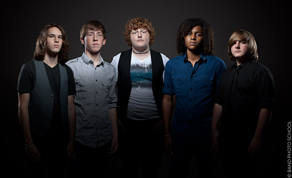 Adalee on Gray - Band Promo Composite