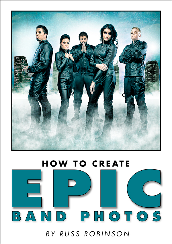 How to Create EPIC Band Photos eBook Cover